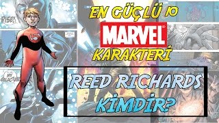En Güçlü 10 Marvel Karakteri I 7 Franklin Richards
