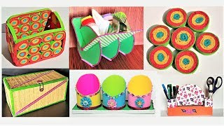 5 AWESOME DIY PROJECTS | USEFUL THINGS TO DO AT HOME