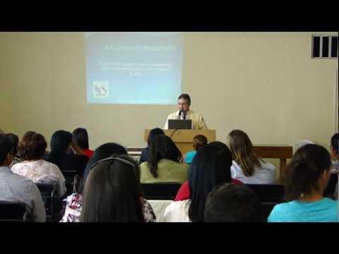 Ev. Cpl. Rilton Brito - Curso de Capelania Hospitalar -  Parte I