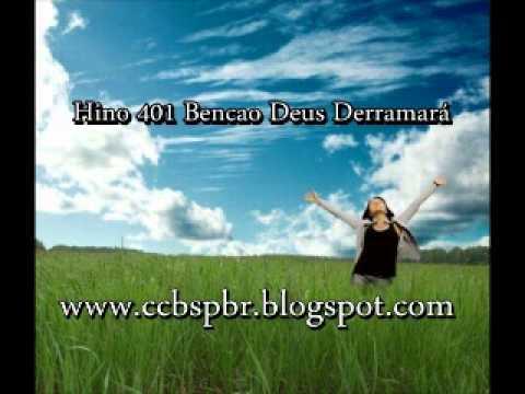 Hino 401 Bencao Deus Derramará Cantado.wmv