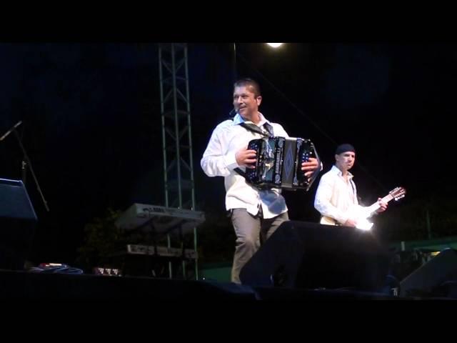 Jaime De Anda y Los Chamacos at Tejano Explosion 2011