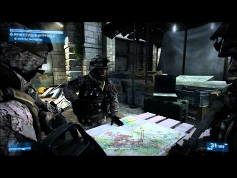 Battlefield 3- PC single player ultra settings (GTX 460 1gb SLI)  1080p