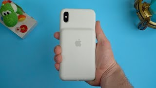 The TRUTH about the NEW iPhone XS/XR Smart Battery Case!
