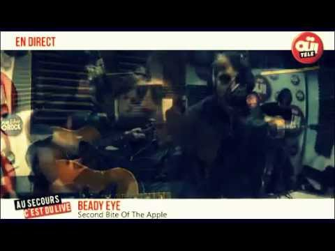 Beady Eye - Second Bite of the Apple (acoustic) OUI TELE (17/5-13)