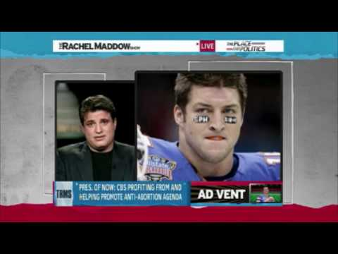 MSNBC Attacks Tim Tebow
