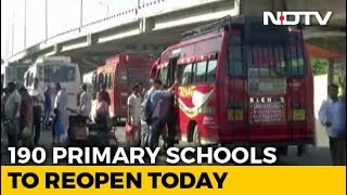Over 190 Primary Schools In Srinagar To Re-Open Today: Official