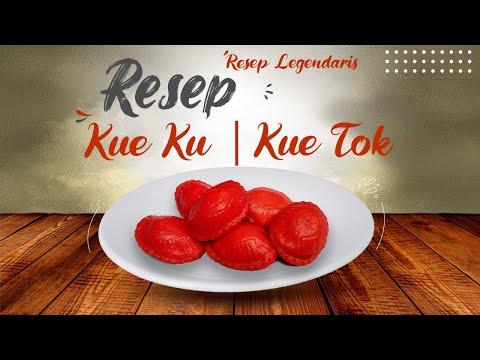 RESEP MUDAH KUE KU / KUE TOK - Cakes #45