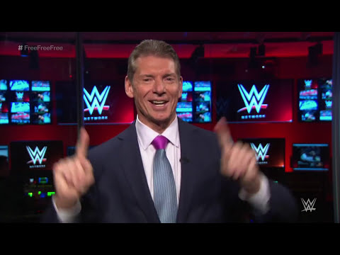 The WWE Chairman invites new WWE Network subscribers to get November FREE