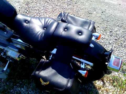 Harley Davidson Sportster 883 Hugger '02