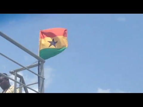 Exploring Ghana Summer 2014