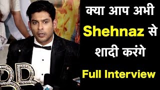 'Kya Aap Abhi Shehnaz Se SHADI Karenge"