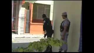 CAMARA CAPTA El Momento Que Ledan Un Tiro A Un policia En Protestas En SFM