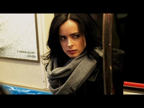 Jessica Jones: Krysten Ritter Interview - NYCC 2015