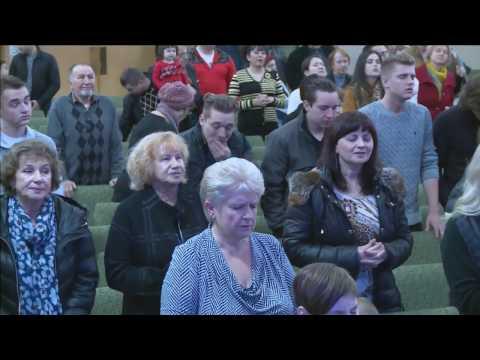 Александр Подгорный - Что Иисус говорит церкви - 01-22-2017
