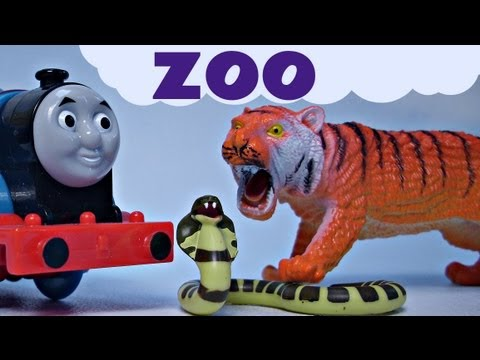 Sodor Thomas & Friends Zoo Musical Singalong Kids Toy Train Set Thomas & friends