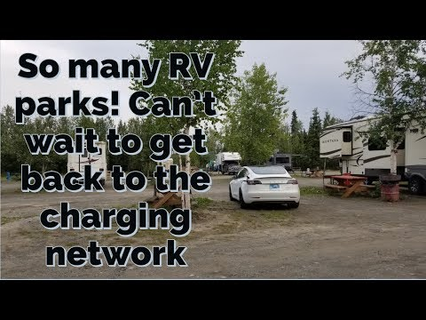 Day 47 North American Road Trip in a Tesla