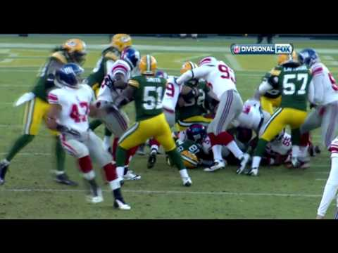 Giants Shock Packers 2011-2012 Divisional Round Highlights