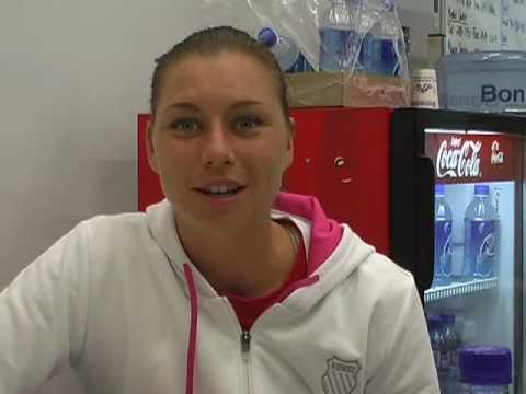Vera Zvonareva: From ballgirl to the Top 10