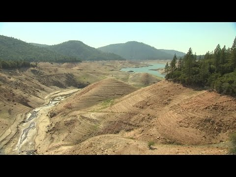 California drought: groundwater and crops affected