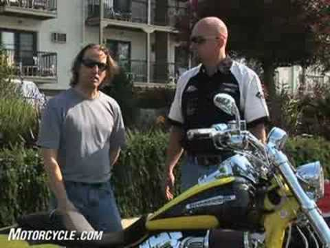 2009 Harley-Davidson CVO Models Motorcycle Review - CVO FatBob
