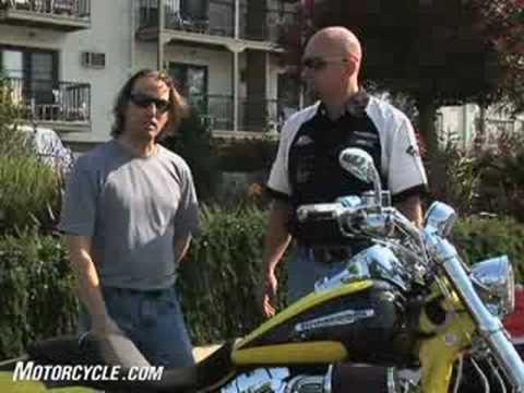 2009 Harley-Davidson CVO Models Motorcycle Review - CVO FatBob