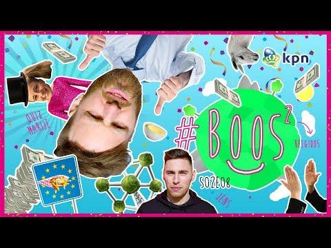 #BOOS DOET AWKWARD QUIZ MET KPN EN KPN DENKT NOG STEEDS DAT BELGEN DOM ZIJN | #BOOS S02E08
