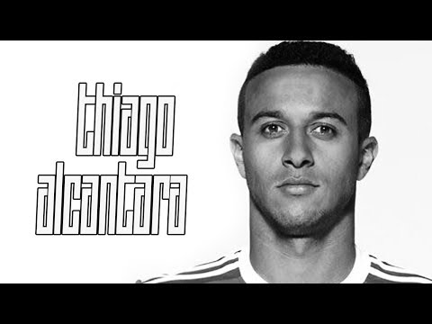 Las Mejores e Impresionantes Jugadas de Thiago Alcantara || FutbolCrackHD