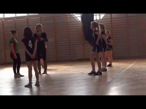 Piłka Ręczna Dziewcząt Zawody Gminne