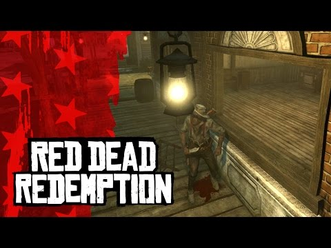 KICK IN THE HEAD - Red Dead Redemption
