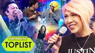 Kapamilya Toplist: 20 funniest 'caught on cam' moments that will make you LOL in Its Showtime