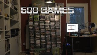 600 GAMES - My Original Xbox Collecotion 2018