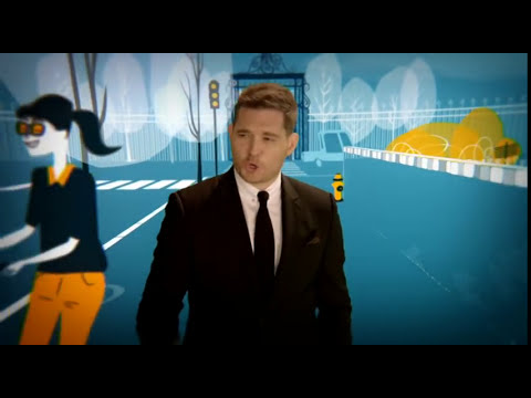 Michael Bublé - You Make Me Feel So Young video