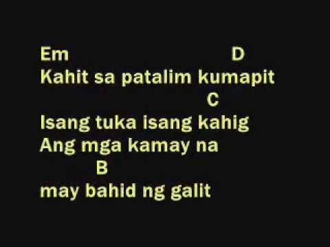 Hari Ng Tondo Lyrics And Chords - Gloc 9 Ft. Denise video