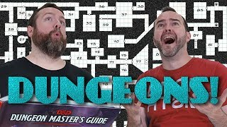 How to Design a Dungeon | 5e Dungeons & Dragons | TTRPG | Web DM