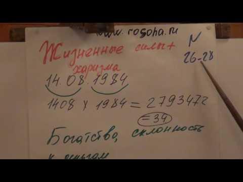 Финансовый канал в нумерологии