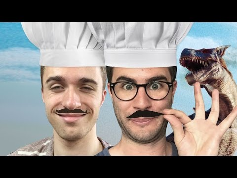 ON CUISINE DU MONSTRE - Monster Hunter 4 Ultimate