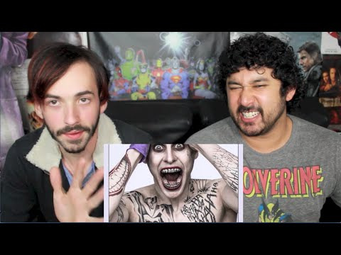 Jared Leto's Joker Officially Revealed REACTION & DISCUSSION!!!