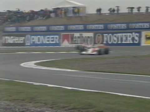 Full Coverage of the 1992 F1 Grand Prix in Spain Barcelona.