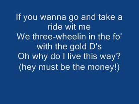 ride wit me~lyrics~ nelly