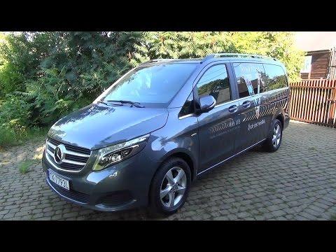 [PL] 2014 Mercedes-Benz Klasa V Avantgarde V250 Bluetec Test PL / Prezentacja / Walkaround