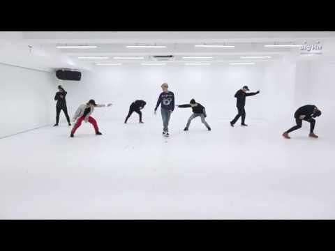 [CHOREOGRAPHY] BTS (방탄소년단) '봄날 (Spring Day)' Dance Practice