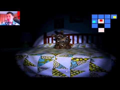 ПРОХОЖДЕНИЕ Five Nights At Freddy's 4 Halloween - ХИТРЮГА ФРЕДБЕР