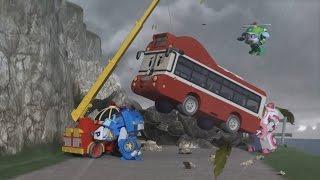 Робокар Поли - Приключение друзей - Новый друг Вупер (мультфильм 26 в Full HD)