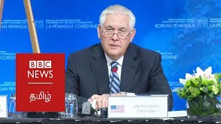 20 nations resolve to strengthen sanctions on North Korea's nuclear ambitions: BBC Tamil world news