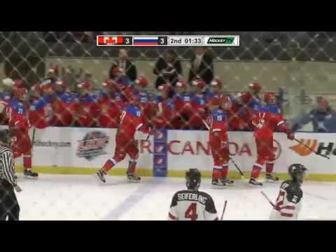 Dec 12, 2016 WJAC: Canada West 3-5 Russia