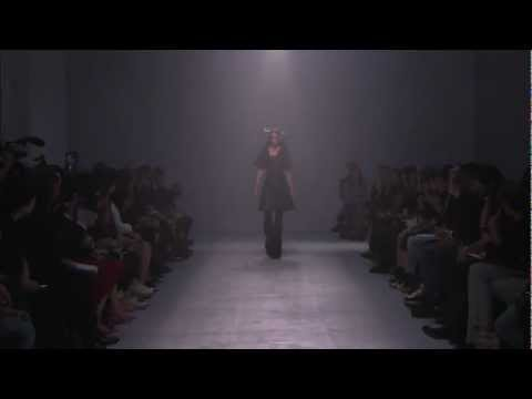 SHOWstudio: Gareth Pugh Spring Summer 2013 Runway Collection