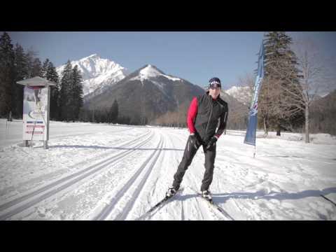 Langlauf Skating Technik - Übungen Und Tipps Für Einsteiger
