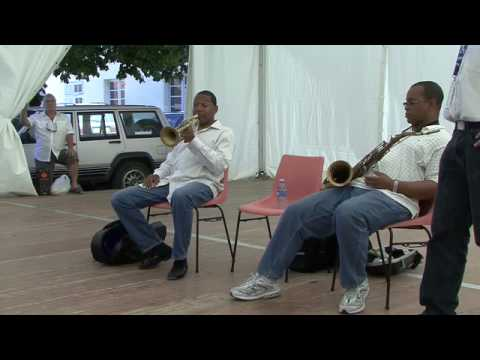 Wynton Marsalis Playing Happy Birthday