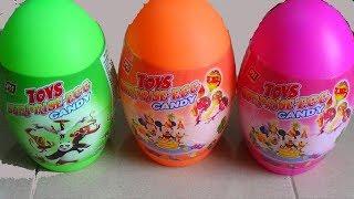 Bóc trứng gia đình khủng long vui nhộn - Đồ chơi trẻ em