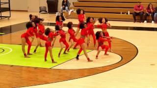 Stand Battle Jr.  set 4  Dancing Dolls Of Birmingham - Prestigious Pears New Year Extravaganza 201